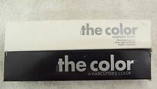 Paul Mitchell THE COLOR Permanent Hair Color ~Buy 2 Get 1 Free~Black & White Box