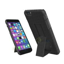 For iPhone 6 / iPhone 6 Plus Combo Shell Case Cover Holster with Belt Clip Stand