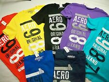 NEW Aeropostale Men's Short Sleeve Graphic Tshirt Aero
