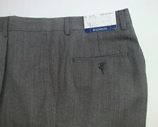 NWT $175 HART SCHAFFNER MARX GOLD WOOL CLASSIC DRESS PANTS MENS 35 36 38 40 44