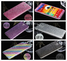 Glitter spark Full Body Wrap Skin Sticker Protector Skin Cover for samsung Note4