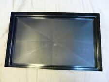 """HDPE plastic litter box pans/trays for pet cages and other uses sturdy 19"""" X 31"""""""