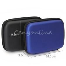 """Portable Hard Disk Drive Shockproof 2.5"""" USB WD HDD Carry Holder Case Bag Pouch"""