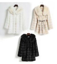 Women's Fashion Coat Winter Coat Faux Mink Fur In The Long Section Jacket
