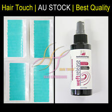 US Skin Tape / Weft Release 4 oz spray Remover for Hair Extension Tape Glue