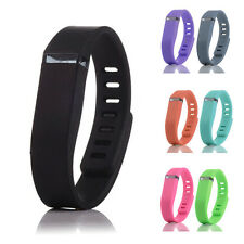 Hot  Replacement Wrist Band w/ Clasp for Fitbit Flex Bracelet Brand New