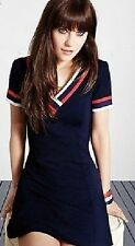 To TOMMY HILFIGER From ZOOEY DESCHANEL JORJEE Formula One DRESS NEW NWT size 12