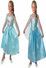 Genuine Licensed Elsa Official Disney Frozen Princess Fancy Dress Age 3-11 Years