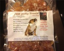Natural Chicken Jerky Dog Treats - 100% Chicken, Made In USA, No Chemicals!!