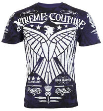 Xtreme Couture AFFLICTION Men T-Shirt EAGLE American Fighter MMA UFC M-3XL $40 b