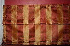 STRIPE - DOUBLE ROMAN SHADES