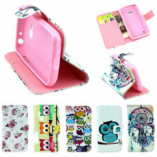 Christmas Favorite Best Wallet Flip Shell Leather Case For LG L50 Sporty D213N