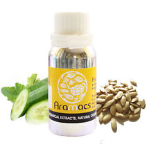Cucumber seed Carrier oil - Cold Pressed oil