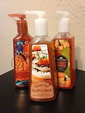 NEW Bath & Body Works Deep Cleaning Hand Soap Autumn Scents!
