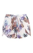 Pineapple Tropical Floral Shorts