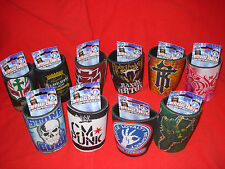 WWE Wrestling - Authentic Can Beverage Coozie Cooler Insulated Sleeve