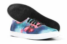 NIB Vans Authentic Lo Pro (COSMIC GALAXY) Nebula / Blue White Red Women Shoes