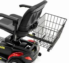 LARGE REAR BASKET FOR DRIVE MEDICAL MOBILITY SCOOTER + KNOB & PIN - BEST BUY