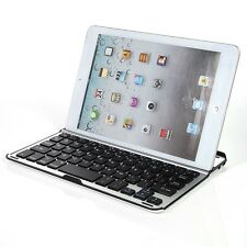 Ultra Slim Bluetooth Wireless Keyboard Case Cover Stand for iPad Air 2 iPad 6