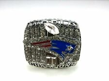 New England Patriots rings  (2001/2003/2004/2011)