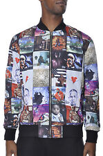 Sex Money Weed Hip Hop Rappers Nas Kanye Wayne Album Covers Bomber Flight Jacket