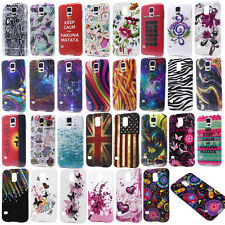 Playful Silicone Soft TPU Back Case Bumper Cover for Samsung Galaxy S5 SV i9600