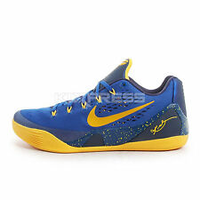 Nike Kobe IX XDR [653972-474] Basketball Gym Blue/Gold-Obsidian