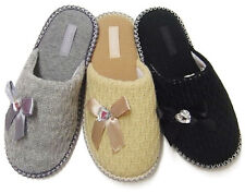 Soft Furry Warm Comfy Girl Lady Women House Winter Slippers Indoor Shoes 11052