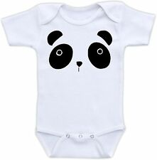 Panda Bear Cute Baby Onesie Funny Onsie Cool Awesome Animal Unique Shower Gift