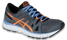 ASICS GEL UNFIRE CROSS TRAINER CHARCOAL ORANGE WOMENS SHOES **FREE POST AUST