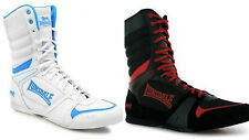 Lonsdale Cyclone Boxing Mens Boots Box Shoes Fight Training, sizes 7-11 EU 40-46