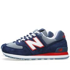 """[US574MD] NEW BALANCE """"MOBY DICK"""" MADE IN USA NAVY GREY MEN SIZES 9 TO 12"""
