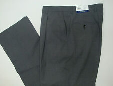 NWT HART SCHAFFNER MARX WOOL MODERN DRESS PANTS PLEATS MENS 32 34 36 38 40 NEW