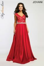 Jovani 21790 Prom Evening Dress ~LOWEST PRICE GUARANTEED~ NEW Authentic Gown