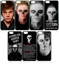 american horror story case cover fits iphone or ipod, freak asylum evan peters