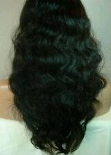 TOP QUALITY Lace front Wig Body Wave Indian Remy Human Hair Full Wigs