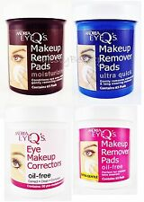 Andrea Eye Q Makeup Remover Pads & Eye Makeup Correctors