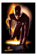 The Flash Movie Film Speed Large Wall Poster New - Maxi Size 36 x 24 Inch