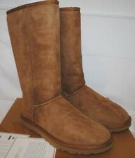 NEW UGG AUSTRALIA CLASSIC TALL CHESTNUT WOMENS BOOTS FAST SHIP AUTHENTIC 5815