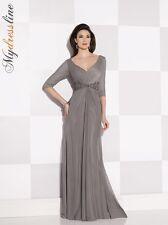 Cameron Blake 214694 Evening Dress ~LOWEST PRICE GUARANTEED~ NEW Authentic Gown