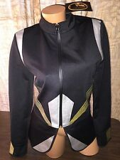 The Hunger Games Catching Fire Training Jacket Adult Pick Your Size NWT
