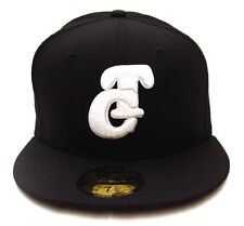 Mexico Tomateros de Culiacan New Era 59Fifty White Logo Fitted Cap Hat Black