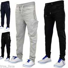 Men GA Drop Crotch Designer Skinny Pants Joggers Casual Trousers Jogging Bottoms