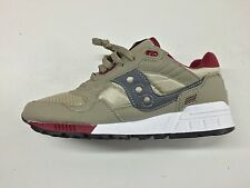 SAUCONY SHADOW 5000 TAN GREY SNEAKERS RUNNERS TRAINERS S70033-62