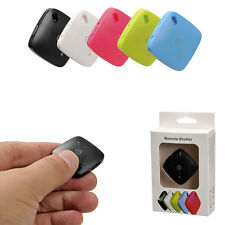 Universal Mini Square Bluetooth Remote Camera Photo Shutter Apple iPhone Android