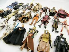 STAR WARS MODERN FIGURES SELECTION - MANY TO CHOOSE FROM ALL VGC !    (MOD 28)