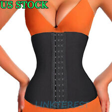 Belly Band Corset Waist Trainer Cincher Contral Body Shaper Underbust Corset L13
