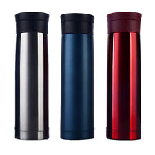 NEW Travel Mug Stainless Steel Tea Water Coffee Flask Vacuum Thermos Cup