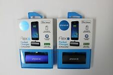 Phonesuit Flex Pocket Charger for iPhone 5S 5 5C iPod Touch iPod Nano
