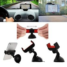 360°Car Windshield Mount Cradle Holder Stand for Mobile Smart Cell Phone GPS MP4
